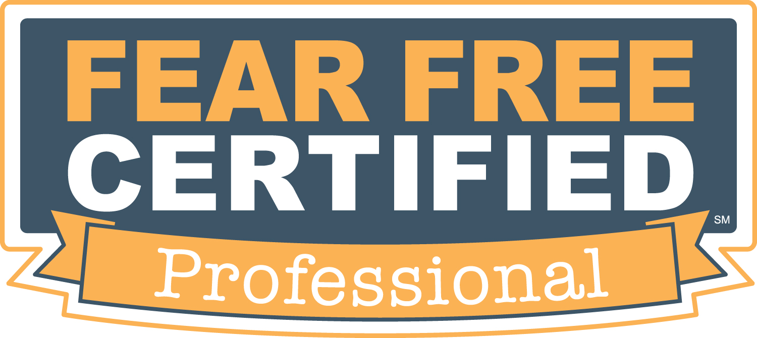 Dr. Sally Foote, certified Fear Free Proffesional